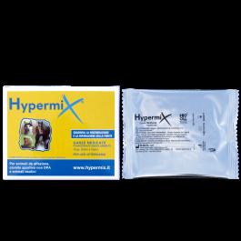 15 pcs. Gazes médicamentées 10x10cm (emballées individuellement)